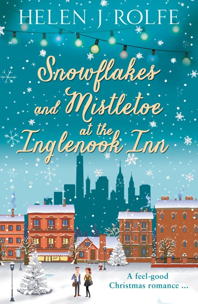 """Author Interview   Featuring a new Christmassy series by Helen J. Rolfe starting with """"Christmas at the Little Knitting Box""""!"""