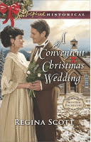A Convenient Christmas Wedding by Regina Scott