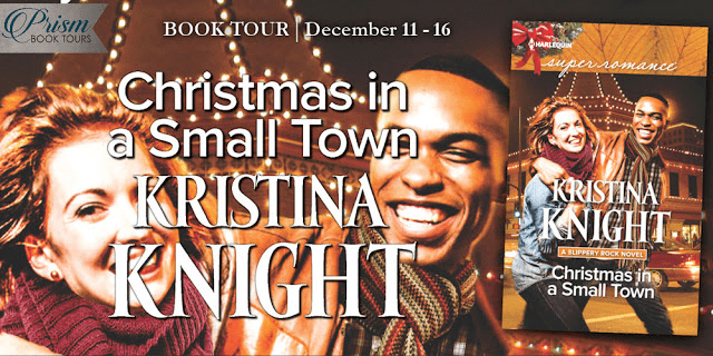 Christmas in a Small Town blog tour via Prism Book Tours