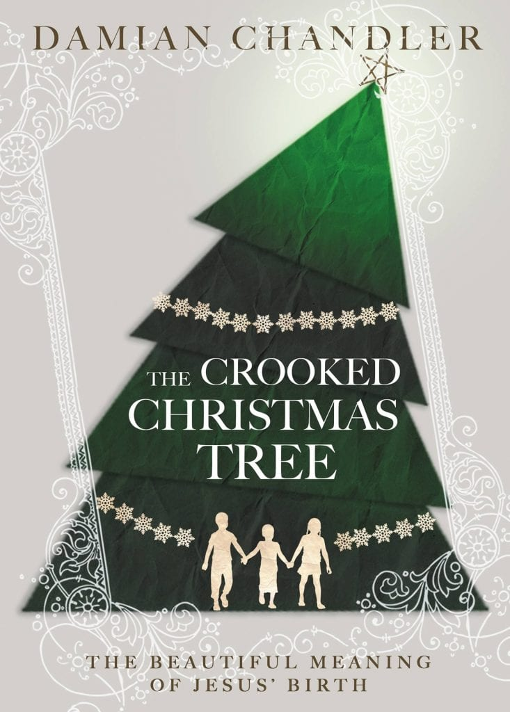 "#ChristmasReads Book Review | ""The Crooked Christmas Tree"" by Damian Chandler"