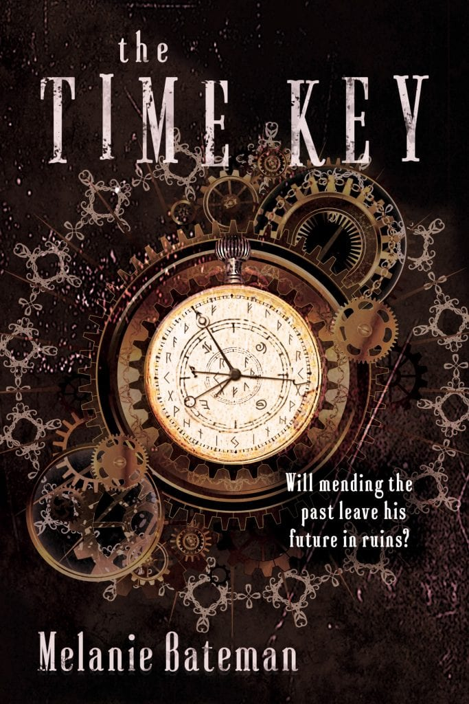 "#LightTheWorldWithBooks | an Interview with #ScienceFiction author, Melanie Bateman, whose debut novel ""The Time Key"" dips into time travelling!"