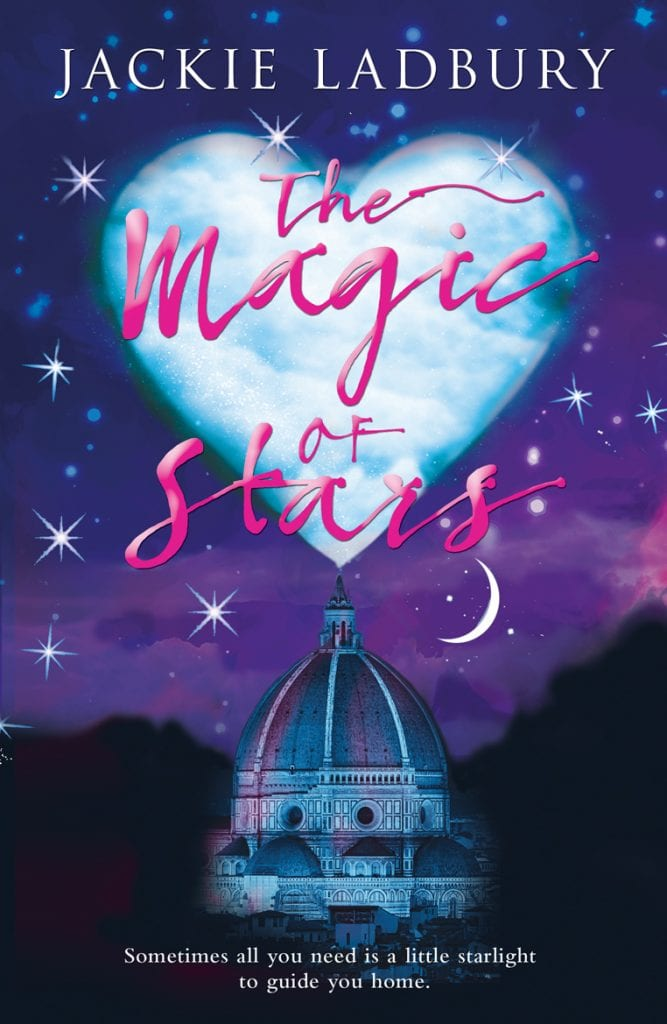 "Author Guest Post | Jorie pitches a topic to Jackie Ladbury to better understand her character, Sapphire in her latest release ""The Magic of Stars""!"