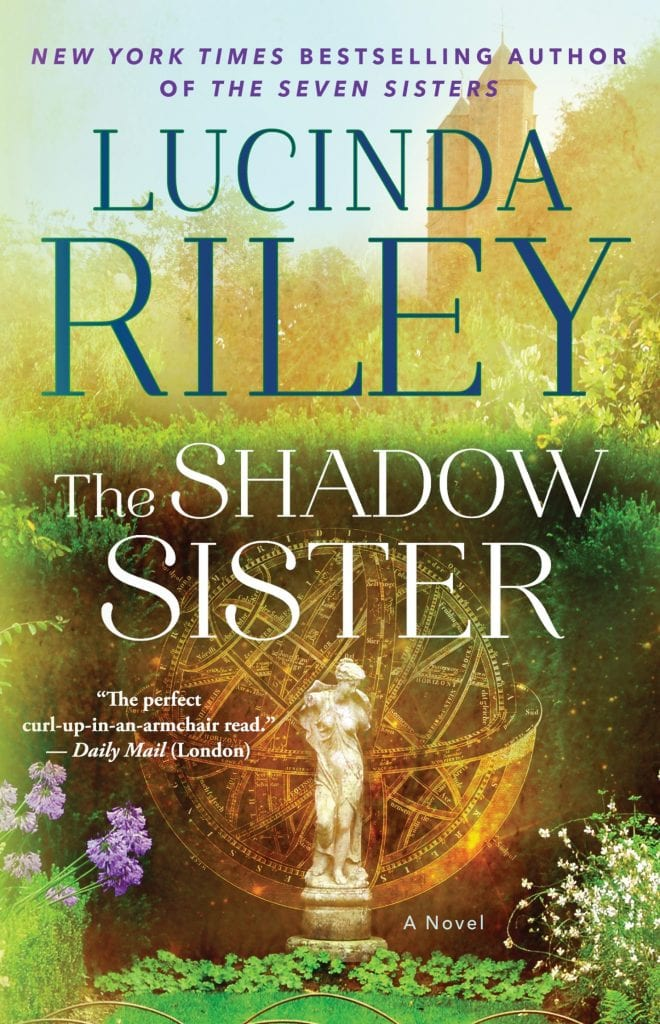 "Book Review | ""The Shadow Sister"" (Book No. 3 of the Seven Sisters series) by Lucinda Riley Star takes after my own bookishly geeky soul – she is a late bloomer who finally found her niche of passion and the freedom to live as her authentic self!"