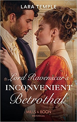 "Author Guest Post | Lara Temple visits Jorie whilst sharing a bit of insight into ""Lord Ravenscar's Inconvenient Betrothal"""