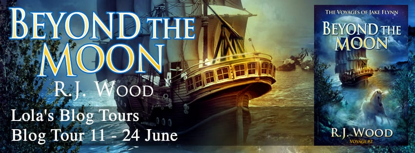 Beyond the Moon blog tour via Lola's Blog Tours