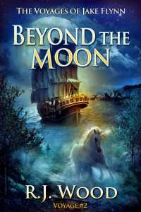 Beyond the Moon by R.J. Wood