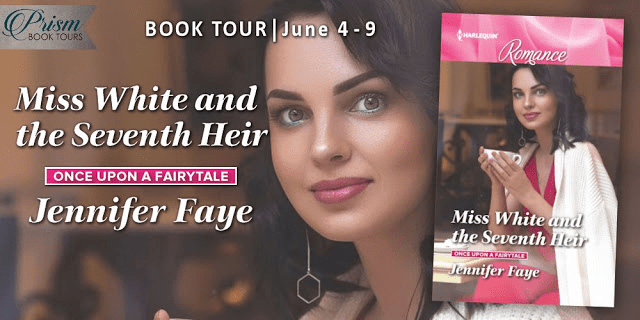 Miss White and the Seventh Heir blog tour via Prism Book Tours