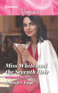 Miss White and the Seventh Heir by Jennifer Faye
