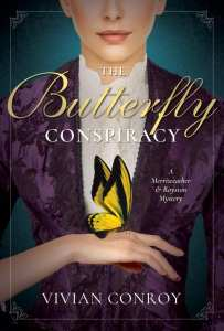 The Butterfly Conspiracy by Vivian Conroy