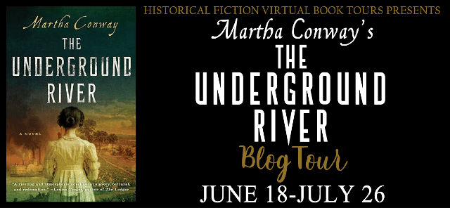 The Underground River blog tour via HFVBTs