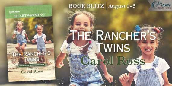 The Rancher's Twins and Return of the Blackwell Brothers series Book Blitz via Prism Book Tours
