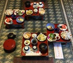 Shojin Ryori Dinner for Two Ekoin. Photo Credit: Susan Spann