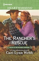 The Rancher's Rescue by Cari Lynn Webb