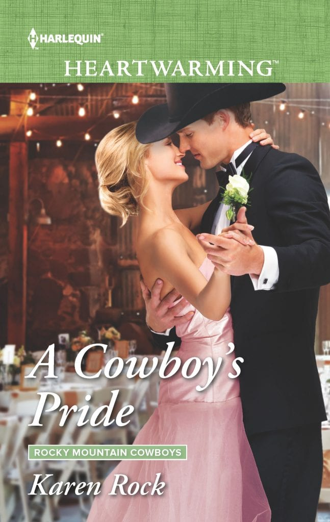 "Blog Book Tour | ""A Cowboy's Pride"" (Book Four: Rocky Mountain Cowboys) by Karen Rock Whilst feat. reviews of ""Christmas at Cade Ranch"" and ""Falling for a Cowboy"" books one and two in the series!"