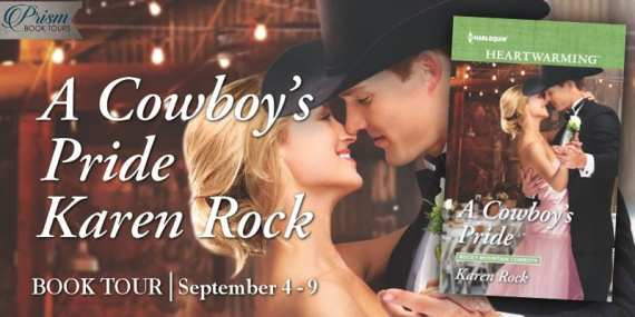 A Cowboy's Pride blog tour via Prism Book Tours
