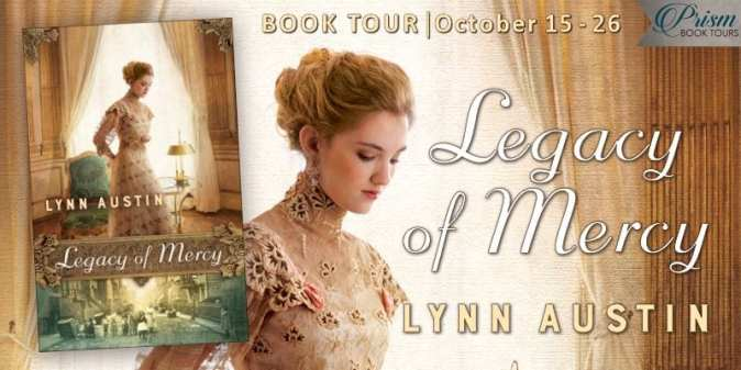 Legacy of Mercy blog tour via Prism Book Tours.