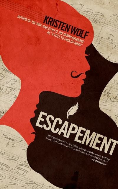 "Author Interview | Conversing with the author of ""Escapement"", Kristen Wolf"