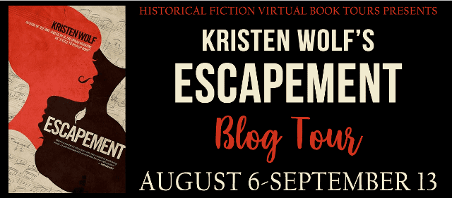 Escapement blog tour via HFVBTs