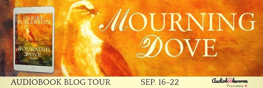 Mourning Dove audiobook blog tour via Audiobookworm Promotions