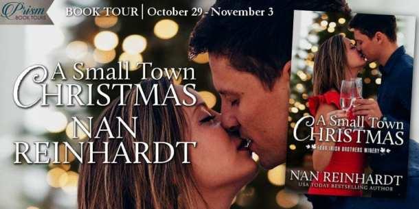 A Small Town Christmas blog tour via Prism Book Tours