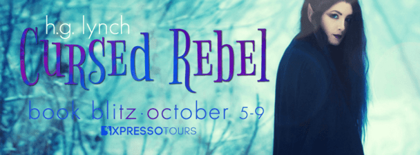 Cursed Rebel Blitz via Epresso Book Tours