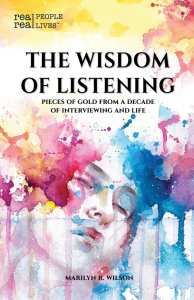 The Wisdom of Listening by Marilyn Wilson