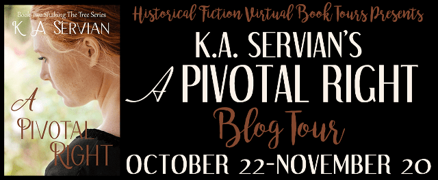 A Pivotal Right blog tour via HFVBTs