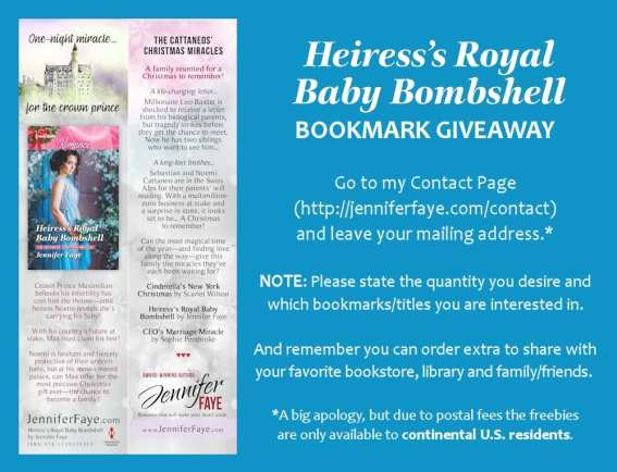 Bookmark giveaway banner provided by Prism Book Tours