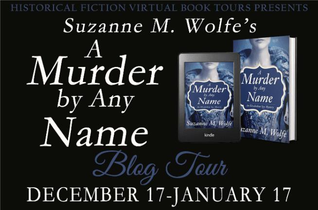 A Murder by Any Name blog tour via HFVBTs