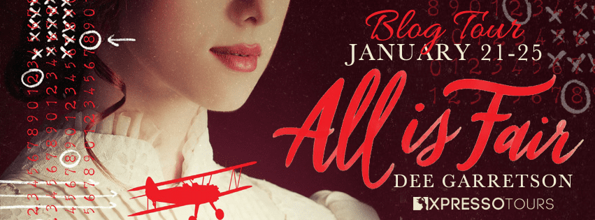 All is Fair blog tour via Xpresso Book Tours