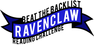 Beat the Backlist Ravenclaw banner created by Austine at A Novel Knight and is used with permission.