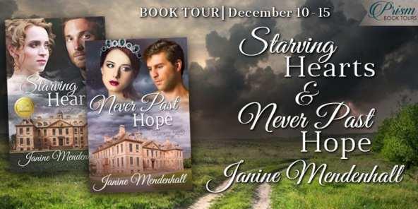 Janine Mendenhall blog tour via Prism Book Tours