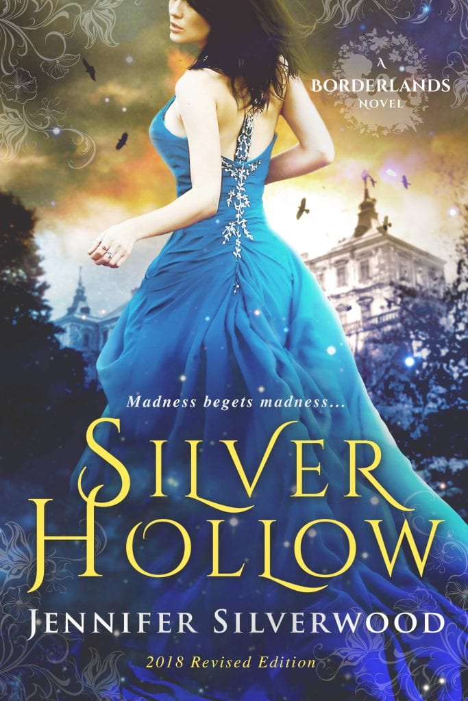 "Blog Book Tour | ""Silver Hollow"" (Borderlands Saga, Book One) by Jennifer Silverwood This is a prime example of how you can nearly have dreamt a world into formation and then, by a lovely unexpected surprise get to transition directly into the world you've talked about for a year!"