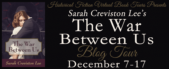 The War Between Us blog tour via HFVBTs