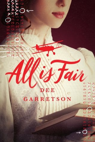 "Author Interview | #JorieReads a healthy array of #HistFic but it is a rare treat of golden blissitude to find such a hearty entry for #YA #HistoricalFiction such as ""All is Fair"" by Dee Garretson"