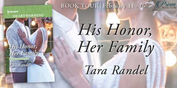 His Honor, Her Family blog tour via Prism Book Tours