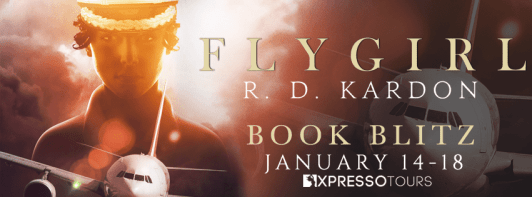 Fly Girl Blitz via Xpresso Book Tours