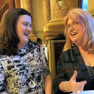 Juliet Bell (Janet Gover and Alison May)