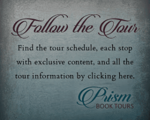 End of the Blog Tour badged provided by Prism Book Tours