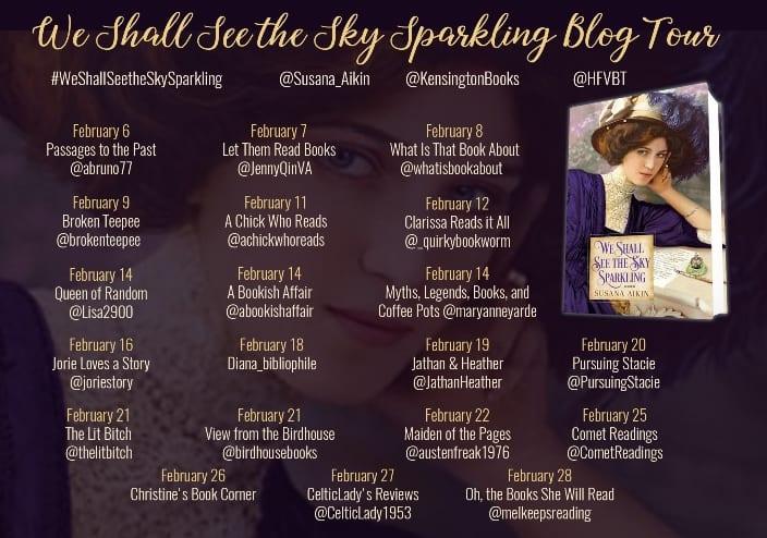We Shall See The Sky Sparkling blog tour via HFVBTs