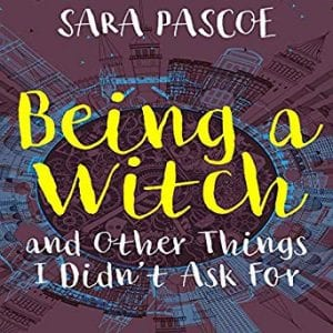 Being A Witch audiobook blog tour via Audiobookworm Promotions