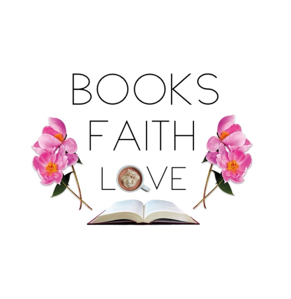 Books Faith Love badge provided by the blogger and is used with permission.