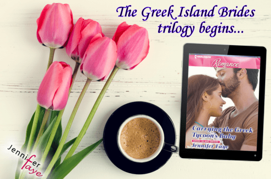 Carrying The Greek Tycoon's Baby - promo badge provied by Prism Book Tours.