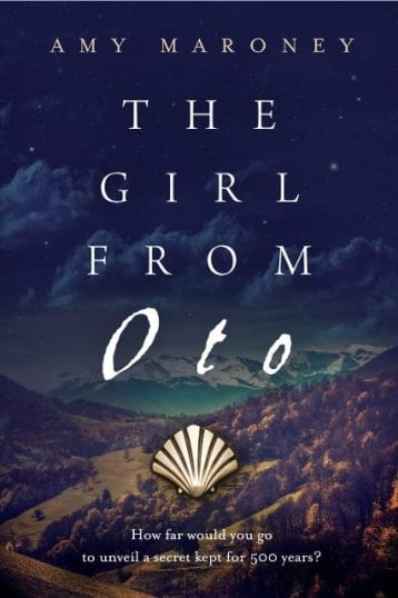 "Blog Book Tour | ""The Girl from Oto"" (The Miramonde Series, Book One) by Amy Maroney"