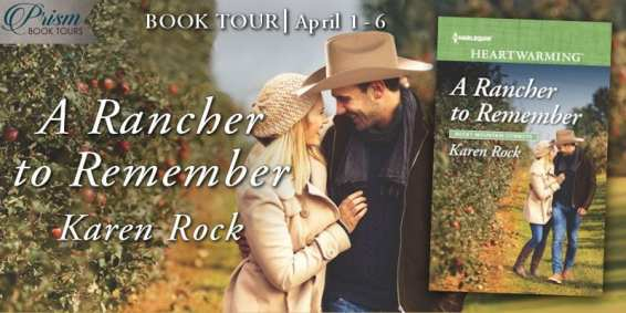 A Rancher to Remember blog tour via Prism Book Tours