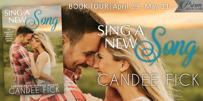 Sing A New Song blog tour via Prism Book Tours