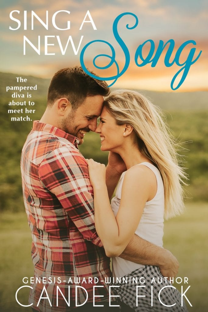 "Blog Tour Spotlight | Celebrating ""Sing A New Song"" (The Wardrobe Series, Book Three) by Candee Fick An INSPY Contemporary Sweet Romance #newtomeauthor I've had my eyes on to be #amreading for awhile! Esp since last Summer's INSPY Reading Binge Fest in JULY!"