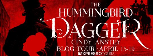 Hummingbird Dagger blog tour via Xpresso Book Tours