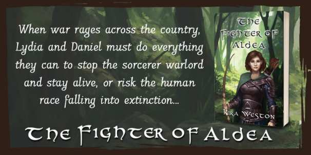 Quote The Fighter of Aldea provided by the author and is used with permission.
