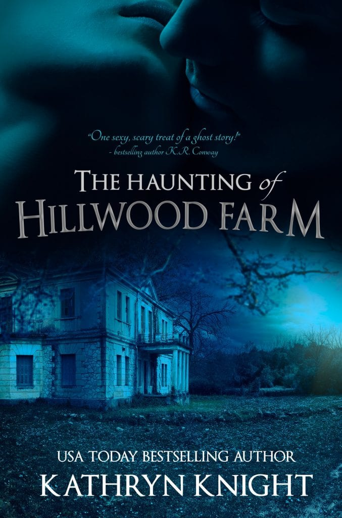 "A Paranormal Suspense #Audiobook Spotlight during #WyrdAndWonder | ""The Haunting of Hillwood Farm"" by Kathryn Knight, narrated by Kristin James"